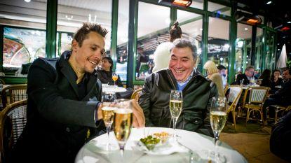 """Camps: """"Geef Kristallen Fiets aan Eddy Merckx. Waarom? Omdat hij er nog steeds is, na een leven van ontbering"""""""