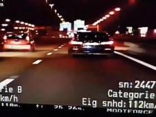 26-jarige snelheidsduivel op A20 raakt rijbewijs kwijt