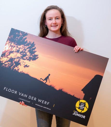 Edese scholiere pakt prijs in fotowedstrijd National Geographic