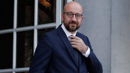 Regering-Michel effent begrotingspad voor opvolger