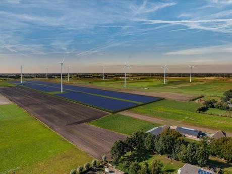 Hardenberg wil volledig fossielvrij energie opwekken in 2050