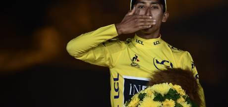 Le départ du Tour de France depuis Copenhague reporté de 2021 à 2022