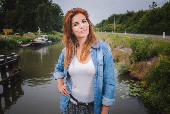 Katja Retsin woont al een tijdje met haar gezin in Astene.