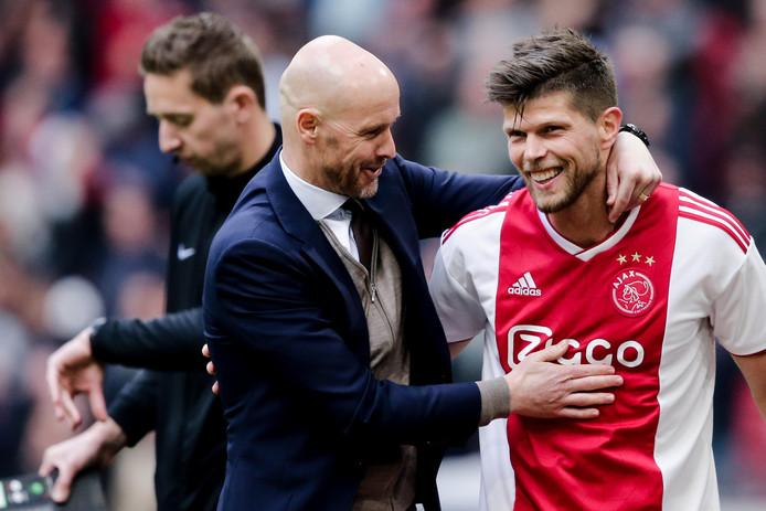 Erik ten Hag én Klaas-Jan Huntelaar spelen komende week twee oefenwedstrijden bij Quick'20.