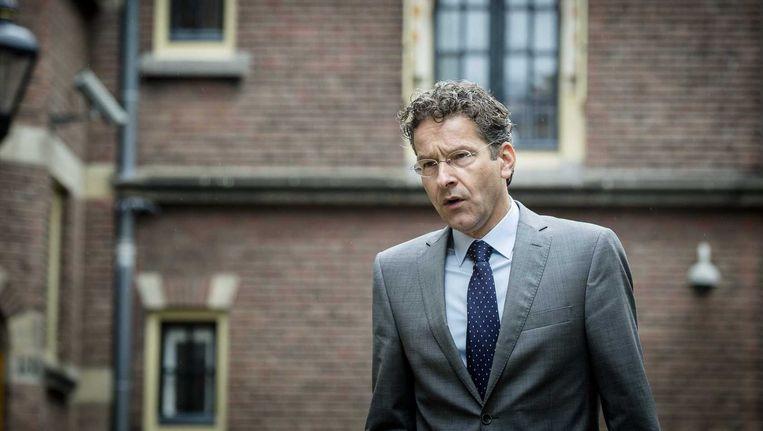 Jeroen Dijsselbloem, minister van Financiën. Beeld anp