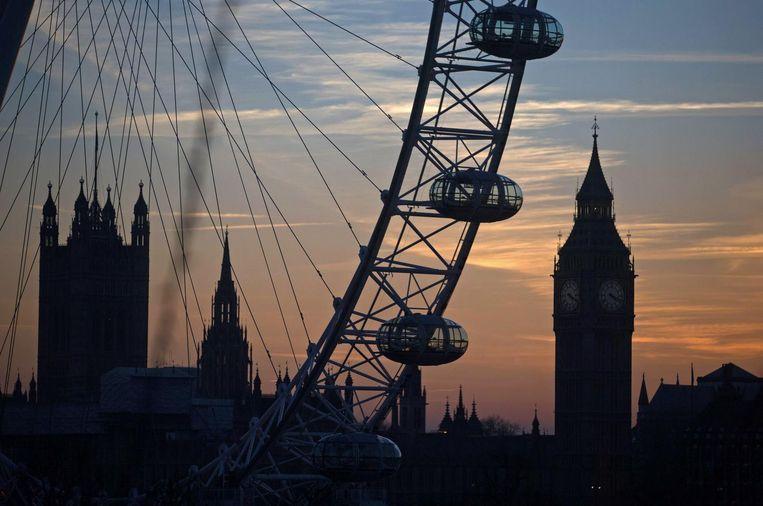 Londen. Beeld AFP