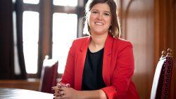 Sofie Joosen | Enige vrouw is ook de jongste burgemeester