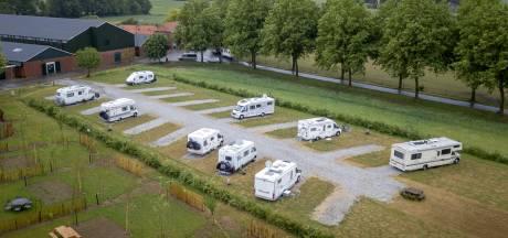 Kampeerders kunnen vanaf nu het hele jaar terecht in Zutphen: 'Vroeger was kamperen afzien, nu niet meer'