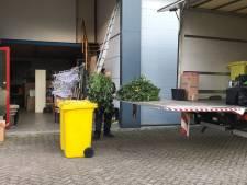 Hennepkwekerij met honderden planten aangetroffen in Duiven