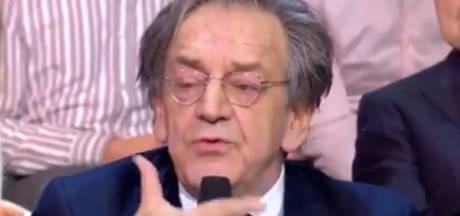 """""""Je dis aux hommes: violez les femmes"""": nouvelle polémique pour Alain Finkielkraut"""