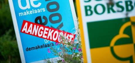 Huizenprijzen stijgen het sterkst in bijna twee jaar