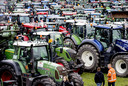 Twee weken geleden bezetten boeren het Malieveld in Den Haag voor de tweede keer in drie weken.
