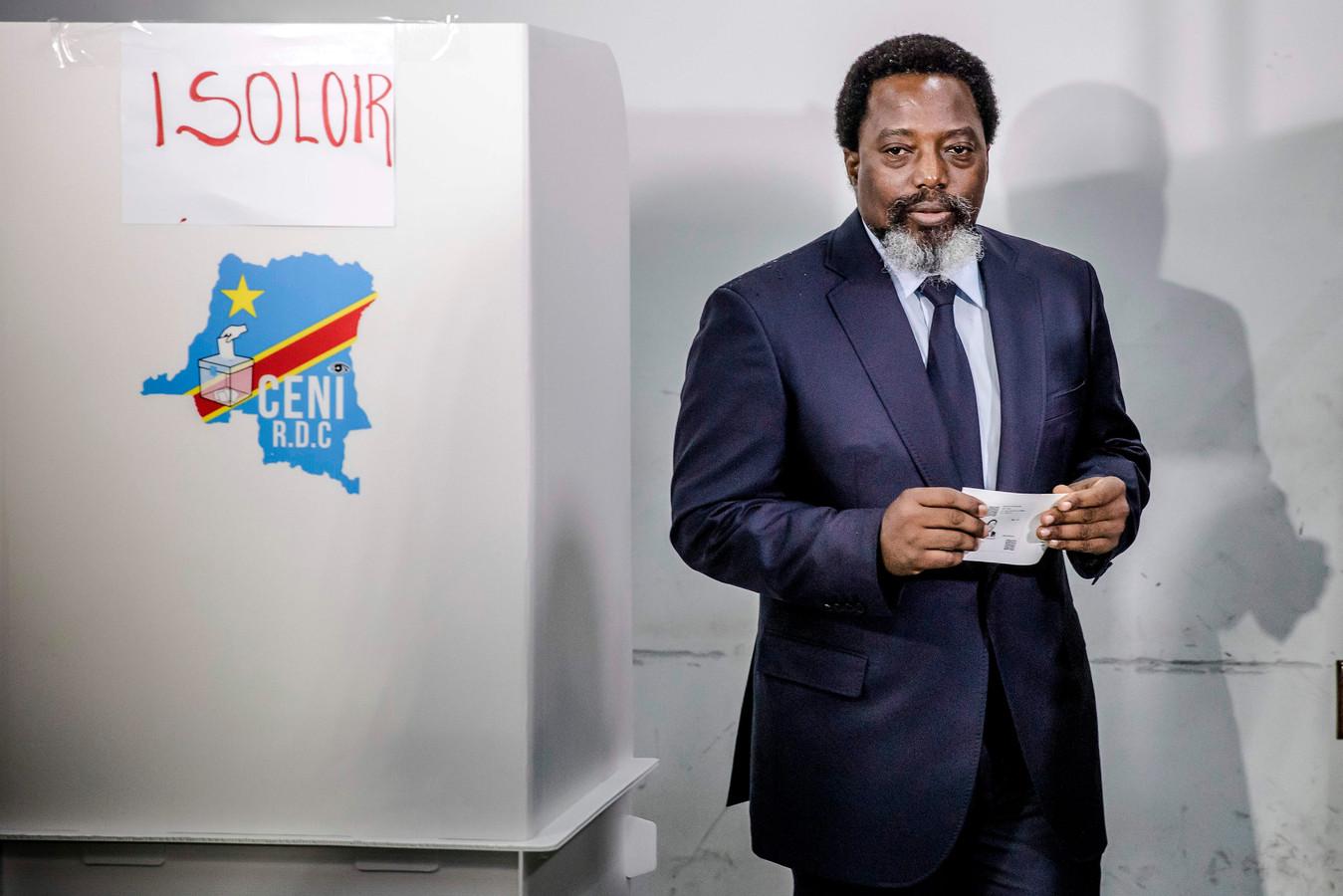 Joseph Kabila (47), Congo, 26 januari 2001 -24 januari 2019