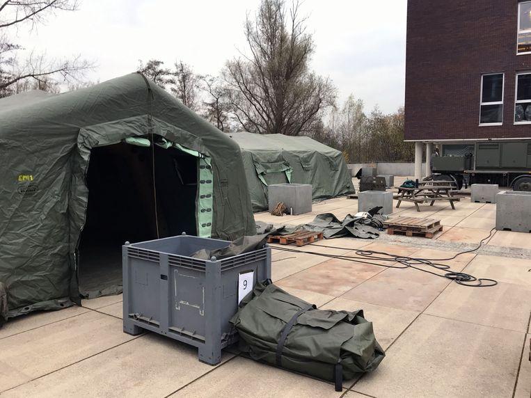 De NAVO-generaals willen de militaire opdrachten versterken met Leuvense toptechnologie.