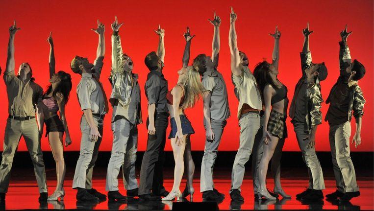 Repetities van West Side Story in Zwitserland. Archieffoto. Beeld ANP