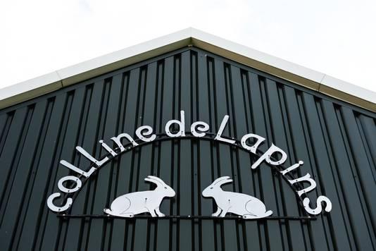 Colline de Lapins heet de konijnefokkerij van Henk Oonk in Vragender.