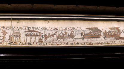 """""""Frankrijk leent Tapijt van Bayeux uit aan Groot-Brittannië"""""""