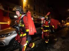 Deux morts dans un violent incendie d'immeuble en bordure de Paris