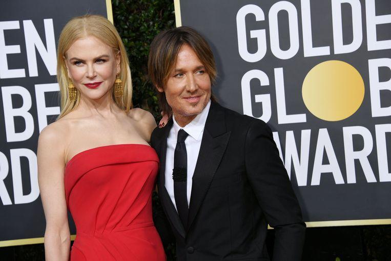 Nicole Kidman & Keith Urban.