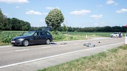 Fietser (38) kritiek na ongeval