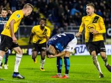 Strafschop is groot mysterie bij Vitesse
