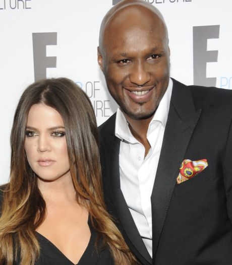 Khloé en Lamar trekken scheiding in