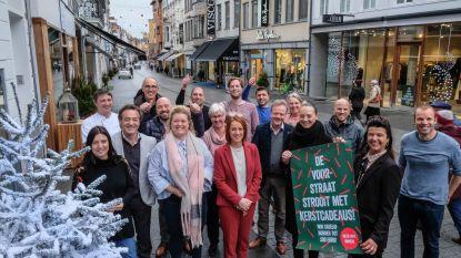 Win tot 500 euro op eindejaarsactie Voorstraat