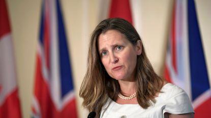 Canada schort wapenverkoop aan Turkije tijdelijk op