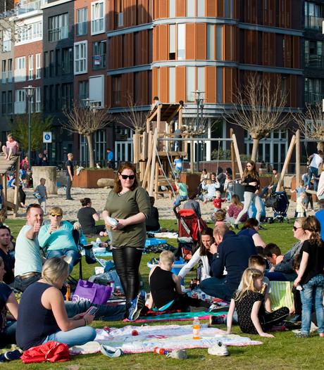 8.000 krabbels voor behoud stadsstrand Veenendaal: 'Het is een pleisterplaats'