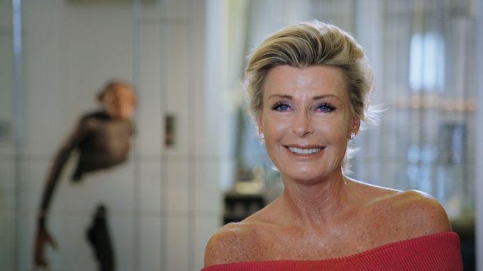 Monacovrouw Anne-Françoise.