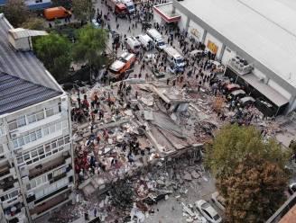 Al 24 doden en meer dan 800 gewonden na aardbeving vlakbij Turkse stad Izmir: beelden tonen ravage