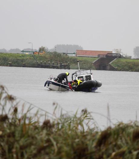 Overleden persoon gevonden in water bij Zeewolde