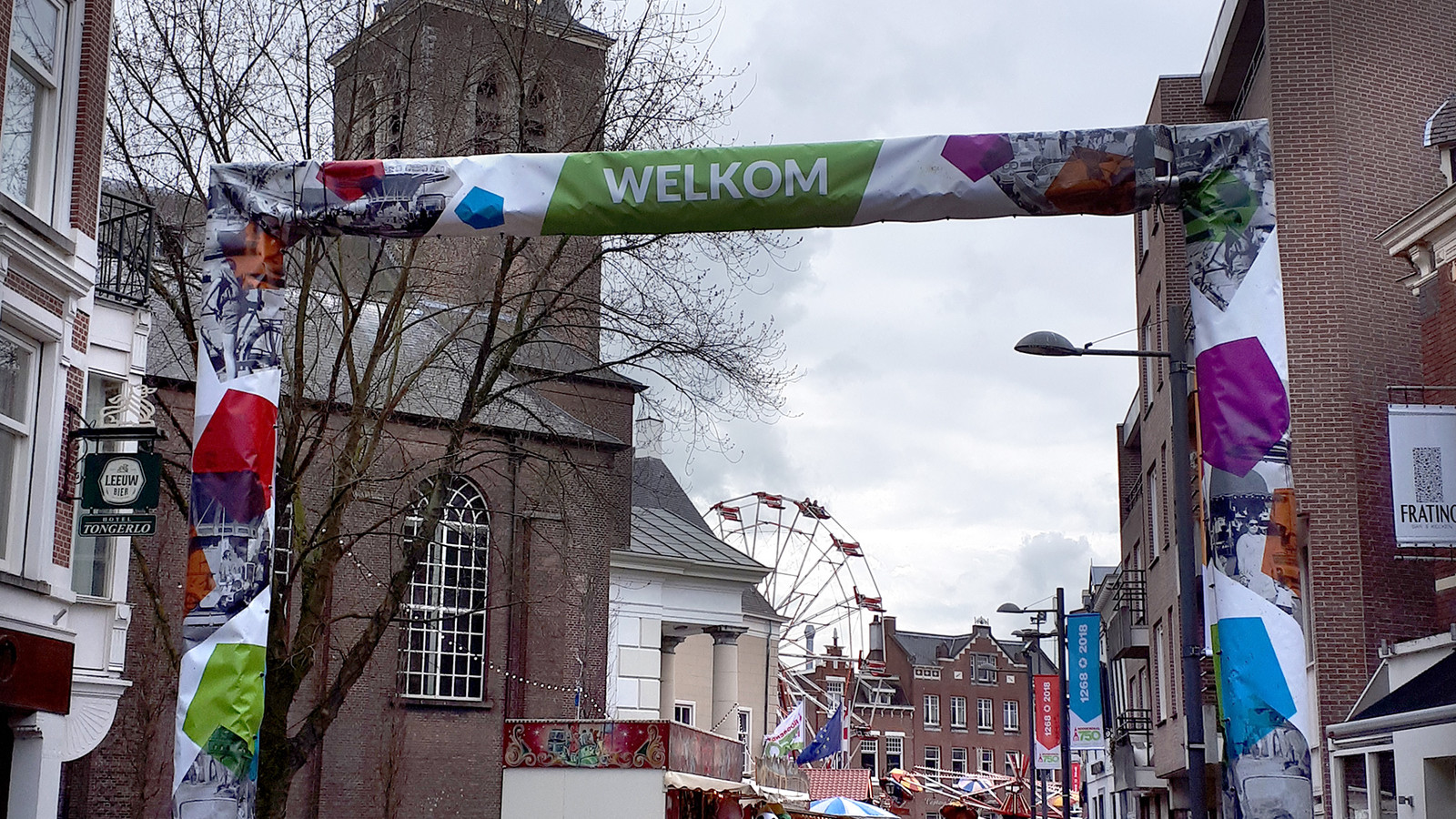 Laatste dag nostalgische kermis in Roosendaal 'Of nog een keer?'