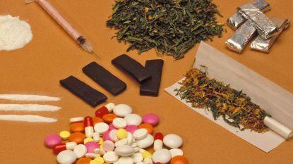 Man betrapt met maar liefst een kwart kilogram cannabis