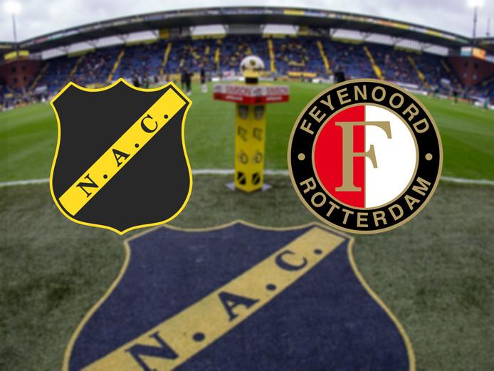 NAC - Feyenoord
