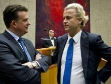 Rutte, Roemer en Wilders voor eerst in debat