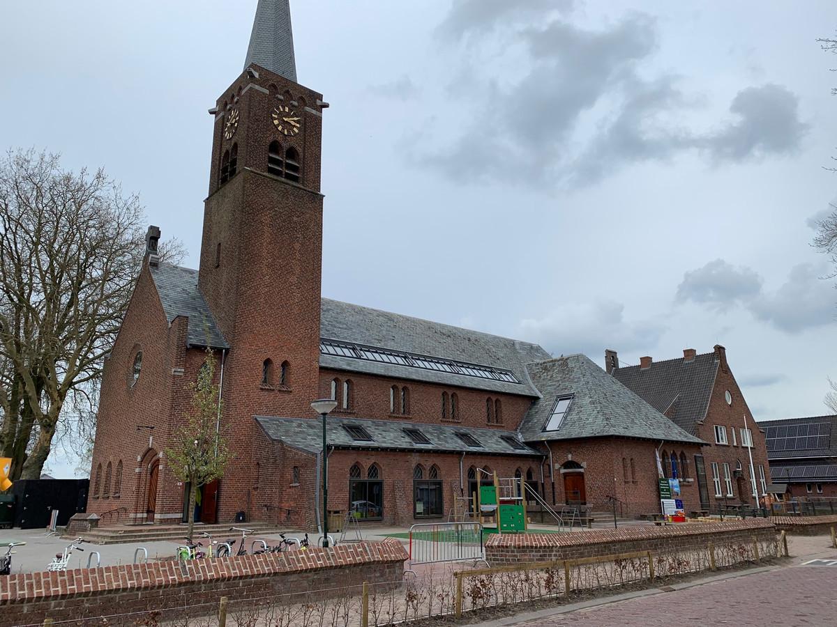 Torenlei, Esbeek.