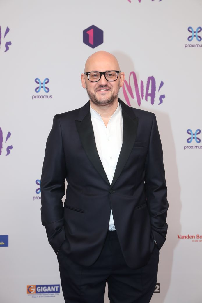 Ultratop-directeur Sam Jaspers