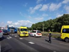 Voetganger geschept op Midden-Brabantweg bij Efteling