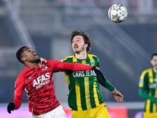 LIVE | Aboukhlal helpt AZ tegen ADO terug in de wedstrijd