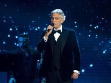 Andrea Bocelli gaat concert in Dom van Milaan live streamen