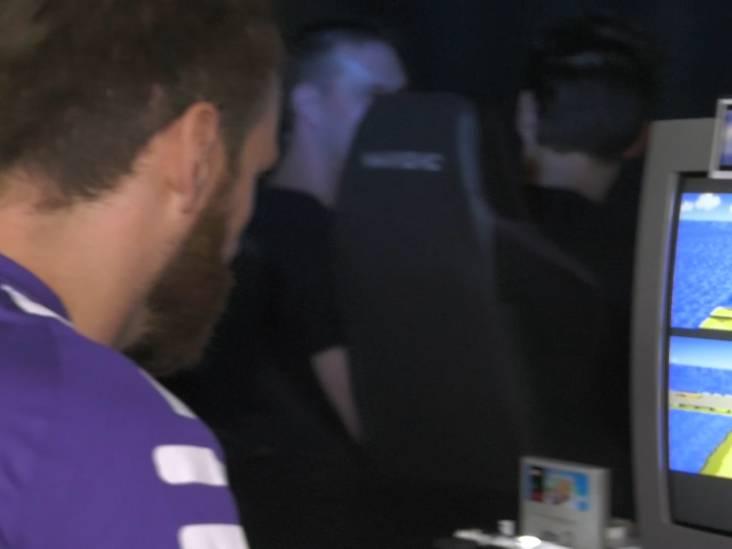 Vol gas tijdens WK Mario Kart