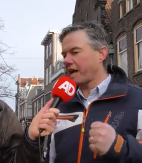 Delfts minuutje Smals: 'Mark Rutte is van een buitencategorie'