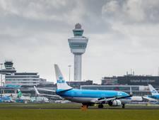 Minder vluchten Schiphol door storing