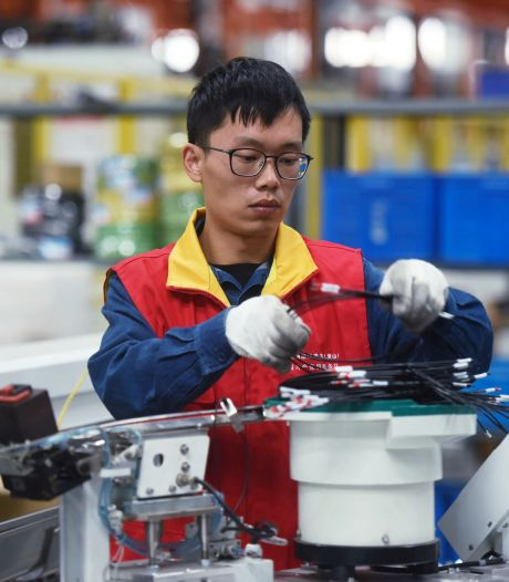 Terwijl bijna de hele wereld worstelt met corona draait Chinese economie als vanouds
