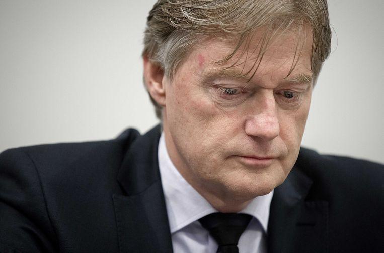 Staatssecretaris Martin van Rijn. Beeld anp