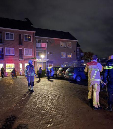 Appartementencomplex in Oldenzaal ontruimd vanwege rokende pan op fornuis