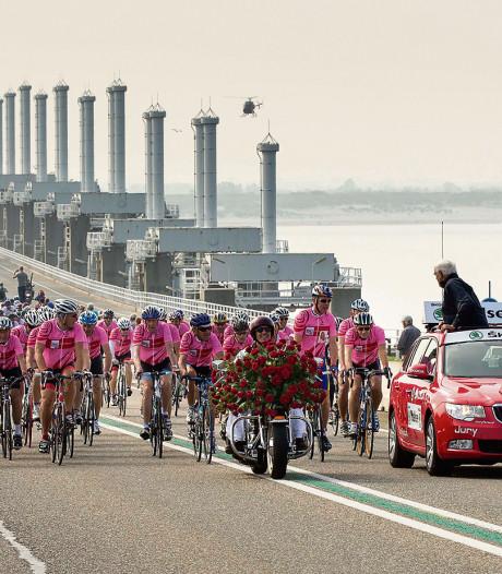 Delta Ride for the Roses laat fietsers voor het eerst door Westerscheldetunnel koersen