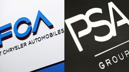 Europese Commissie start diepgaand onderzoek naar fusie Fiat Chrysler en Peugeot