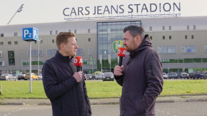 Voetbal op Vrijdag: 'Ajax was onprofessioneel tegen Getafe'